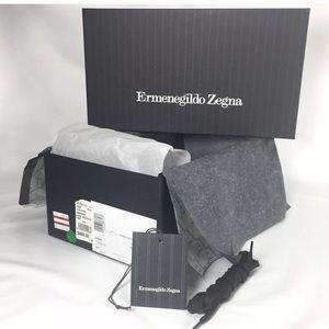 Ermenegeldo Zegna Empty Box Set with Shoe Laces